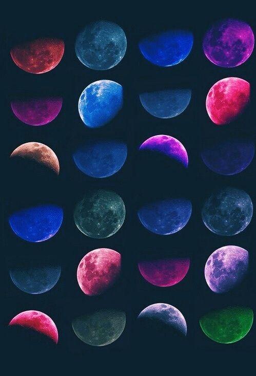 Muitos Wallpapers Fofos Para O Seu Celular Colorindo Nuvens