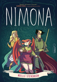 Graphic Novel Nimona