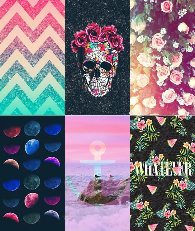 wallpaper fofos para celular Estilo Pinterest