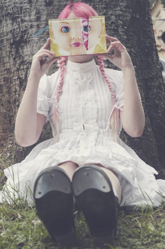 Desiree Baptista Darkside Books DarkLove - Menina má