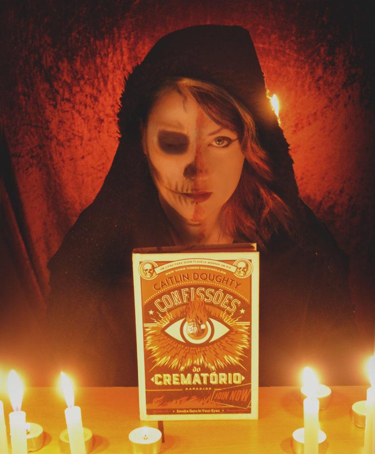 Desiree Baptista Darkside Books DarkLove - Confissões Crematório