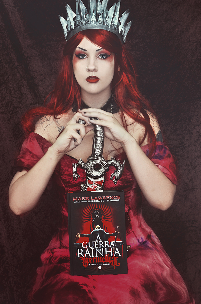 Desiree Baptista Darkside Books DarkLove - A guerra da Rainha vermelha