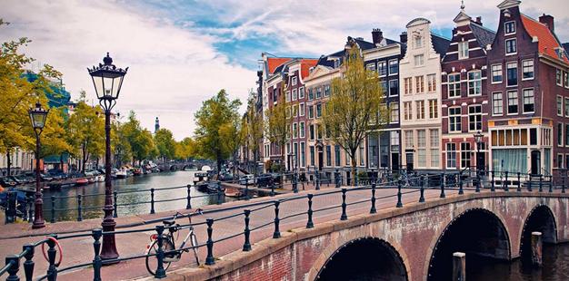 Viagem Holanda