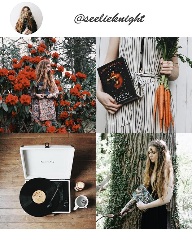 Instagrams Gringos para Seguir Instagrams Gringos para Seguir @seelieknight