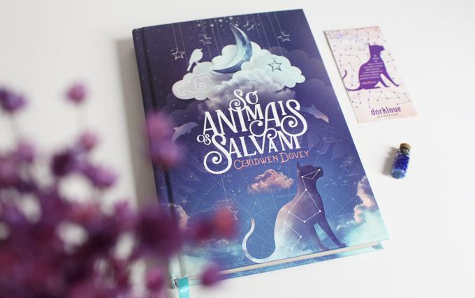 Resenha do Livro Só os Animais Salvam Darkside Books