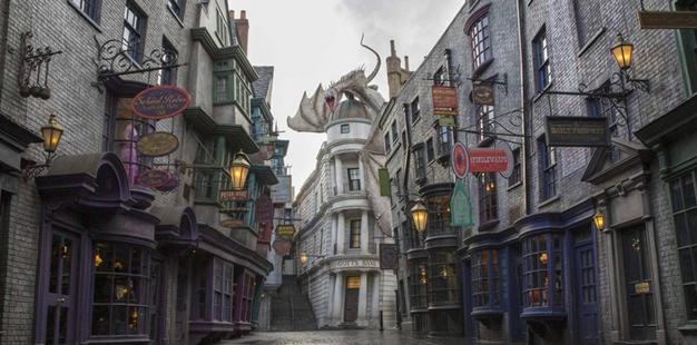 Viagem Parque Harry Potter Orlando