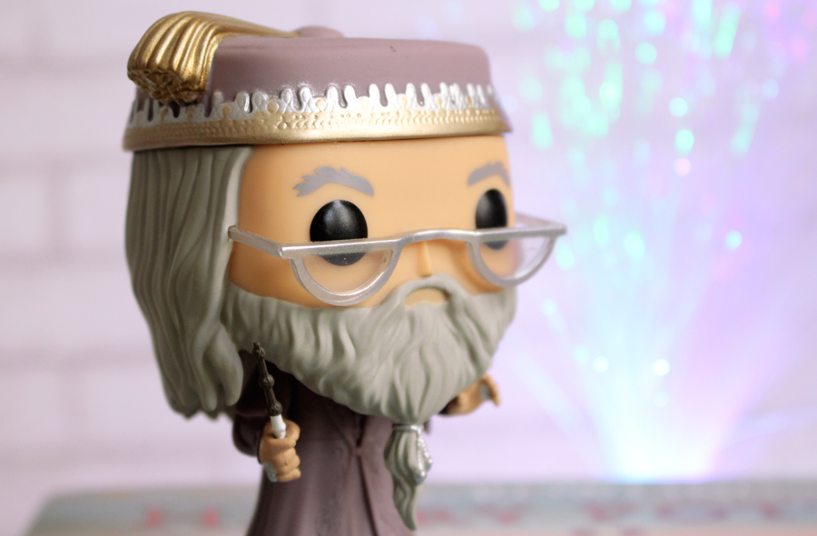 Colecionáveis Funko Pop! Harry Potter Albus Dumbledore