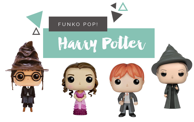Colecionáveis Funko Pop! Harry Potter Todas as temporadas