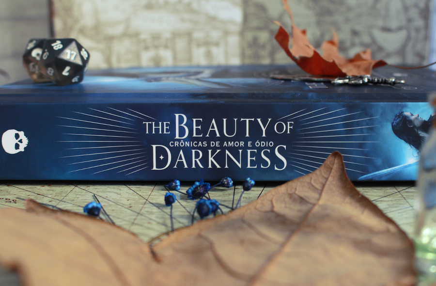 Resenha de Livro The Beauty of Darkness Darkside Books