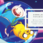 Adventure Time - Wallpaper Hora de Aventura para Celular