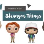 Funko Pop Stranger Things Coleção Completa
