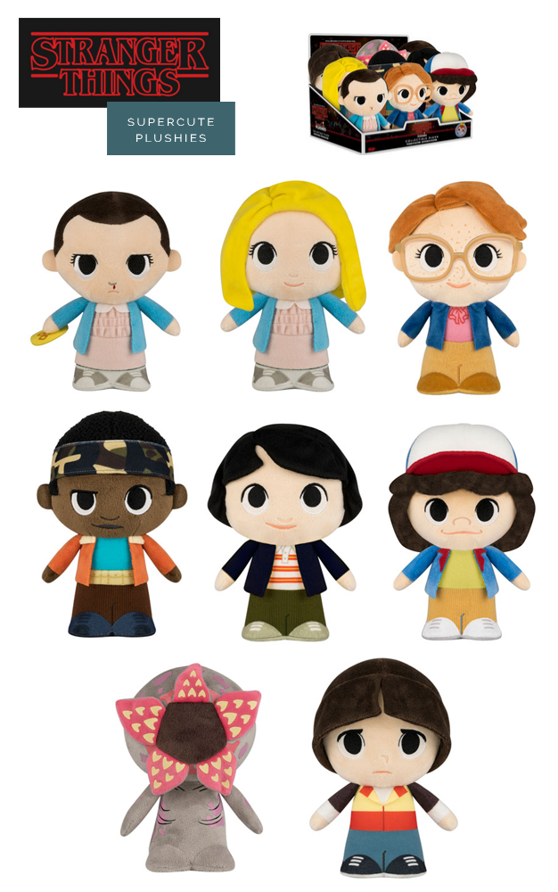 Funko Pop StrangerThings SuperCute Plushies