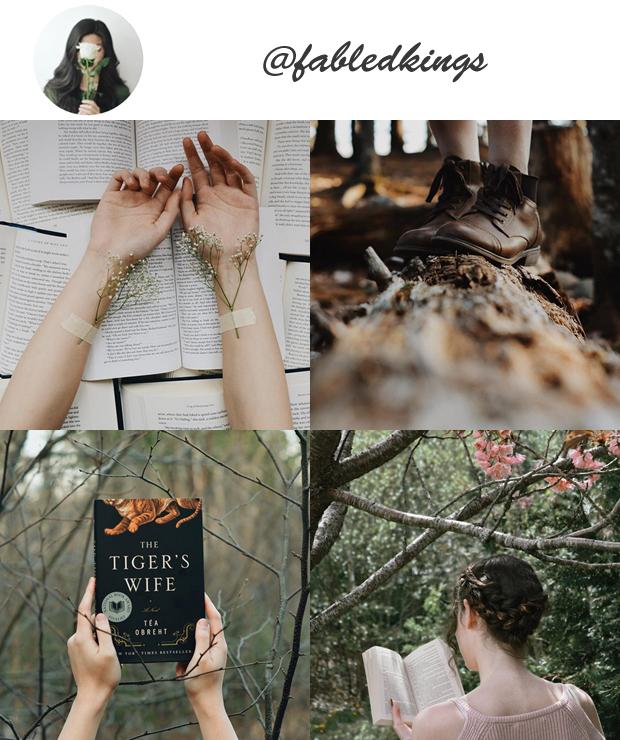 Perfis Instagram Inspiradores Gringos para seguir @fabledkings