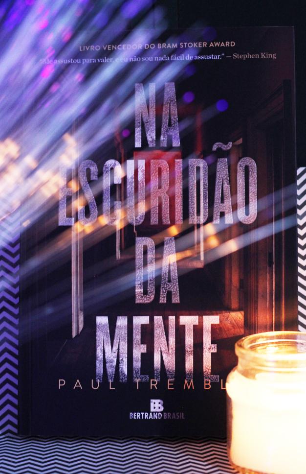 Resenha de Livro Na Escuridão da Mente Bertrand Brasil