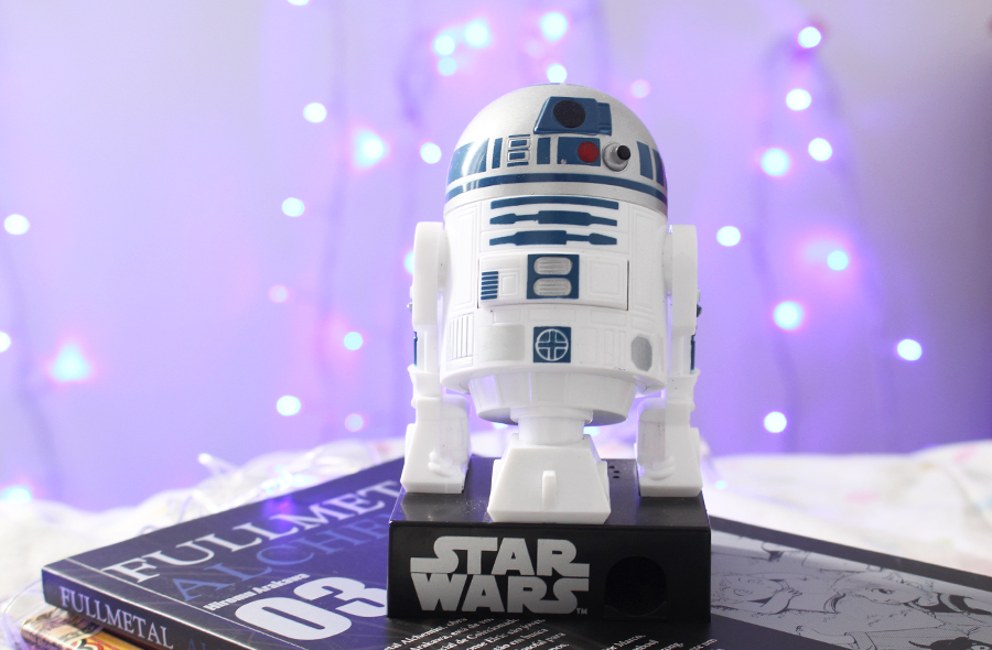 Toy R2D2 Star wars clone wars