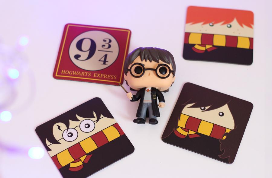 Loja Nerd Geek 10 Porta copos Harry Potter