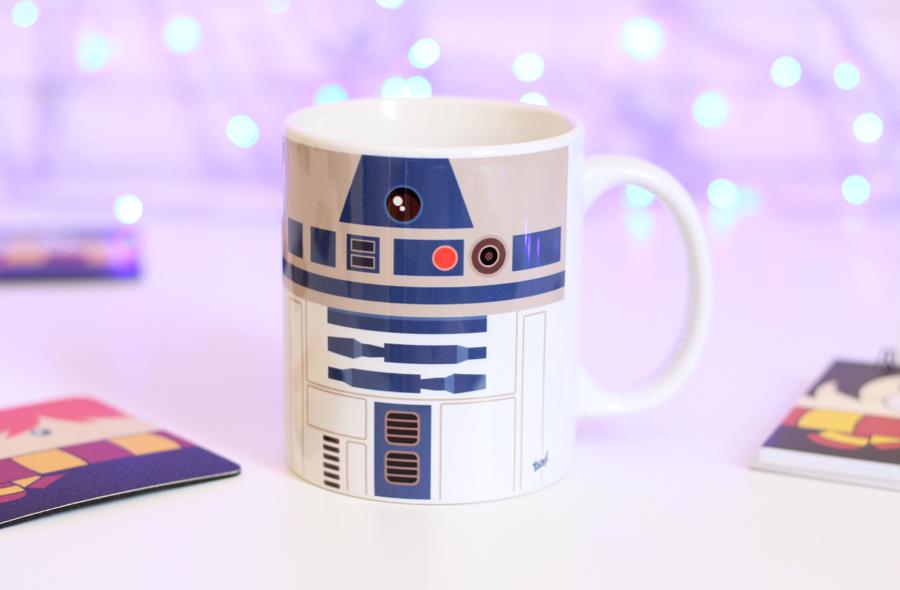 Loja Nerd Geek 10 Caneca Star Wars R2 D2