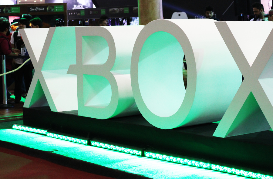 BGS Brasil Game Show Xbox