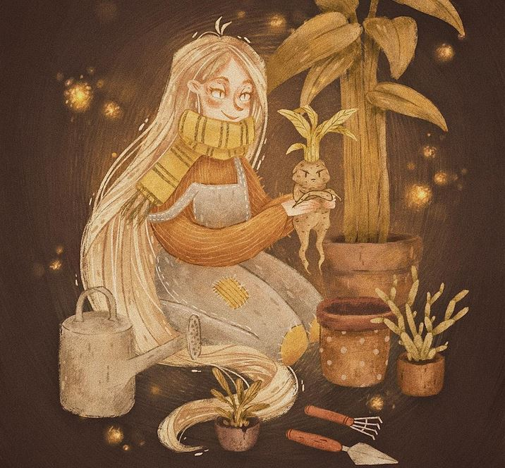 Especial Halloween Bruxinhas Harry Potter de Mori Raito