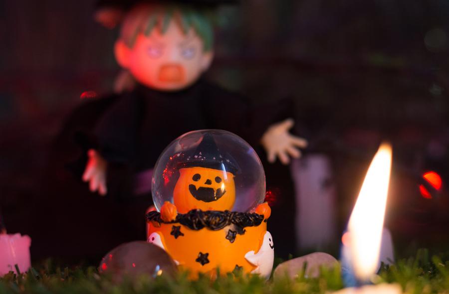 Fotografando Toys Especial Halloween Yotsuba