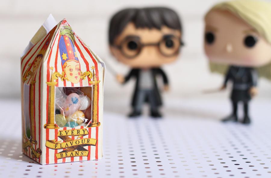 Feijoeszinhos de todos os sabores Harry Potter