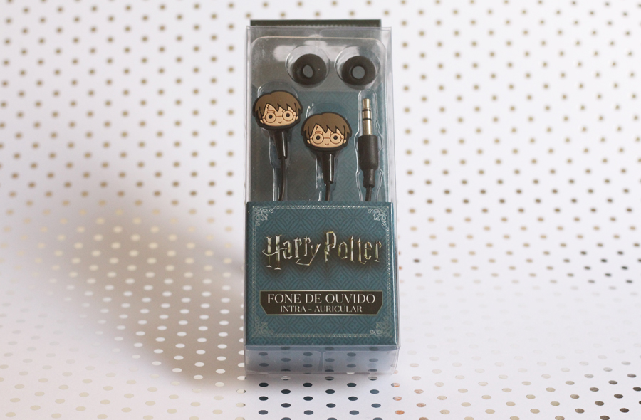 Fone de Ouvido Harry Potter