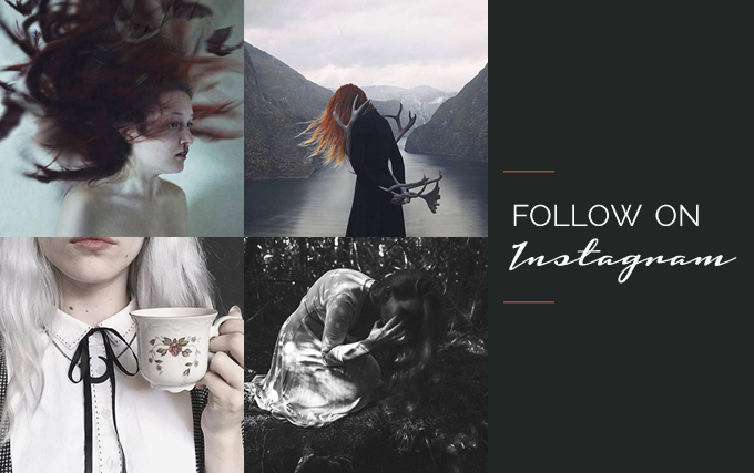 Feed Instagram Dark Fantasy para seguir