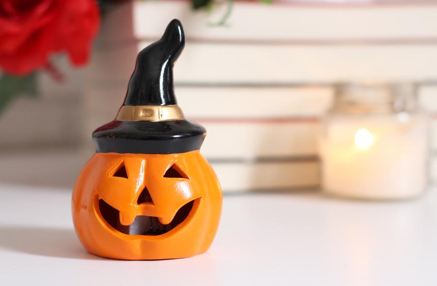 TBR Livros para ler no Halloween