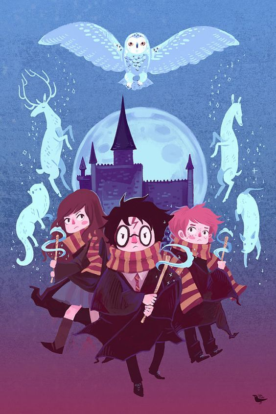 Wallpapers Harry Potter para o seu Celular #
