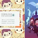 Wallpaper Harry Potter celular