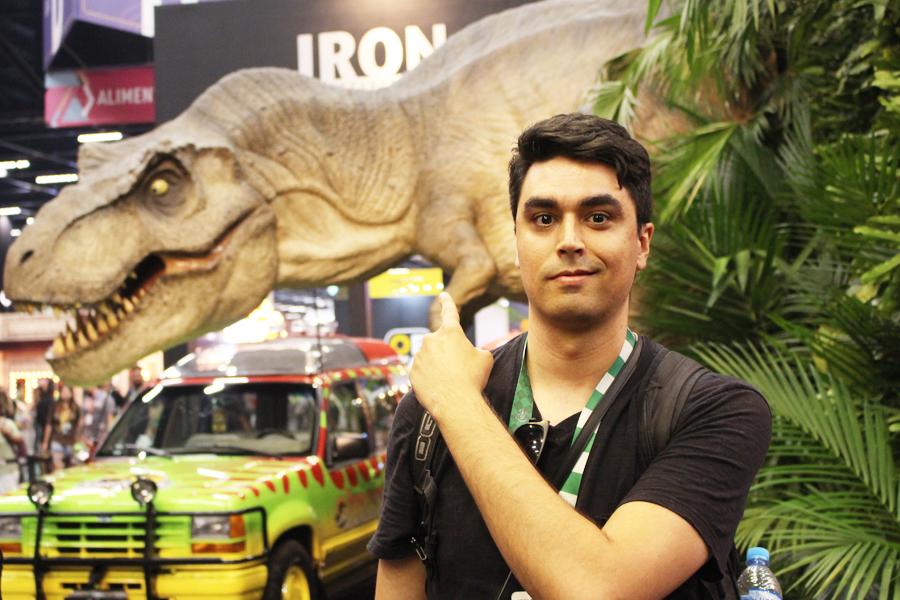 CCXP 2017 Jurassic Park