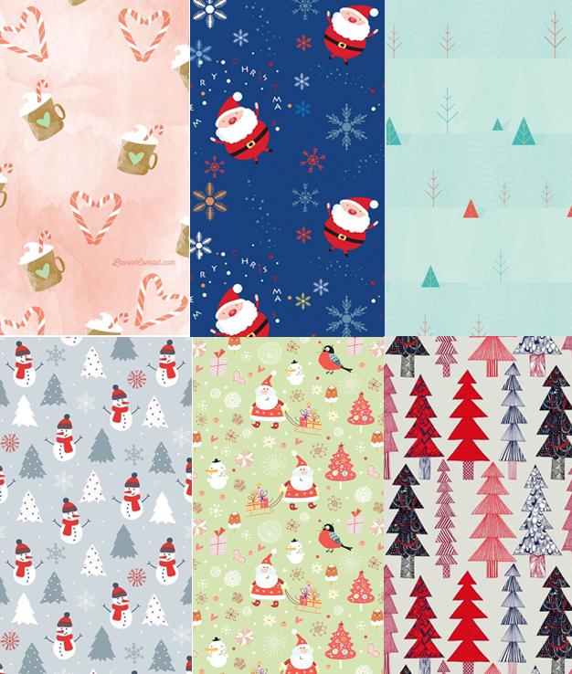Baixar Wallpapers Celular Desenhos Natal