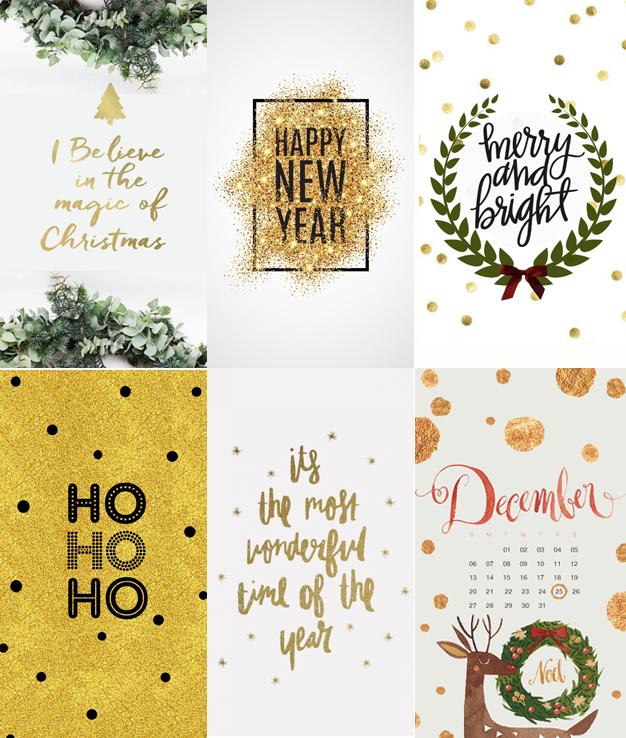 Baixar Wallpapers Celular Frases Natal