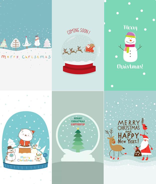 Baixar Wallpapers Celular Natal Neve