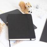 Materiais para usar no Bullet Journal Bujo