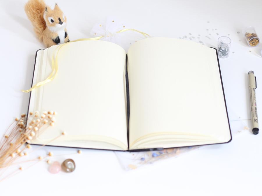 Caderno pontado / pontilhado Cicero para usar no Bullet Journal Bujo