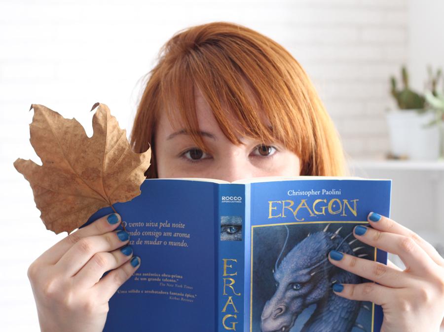 Lendo Eragon