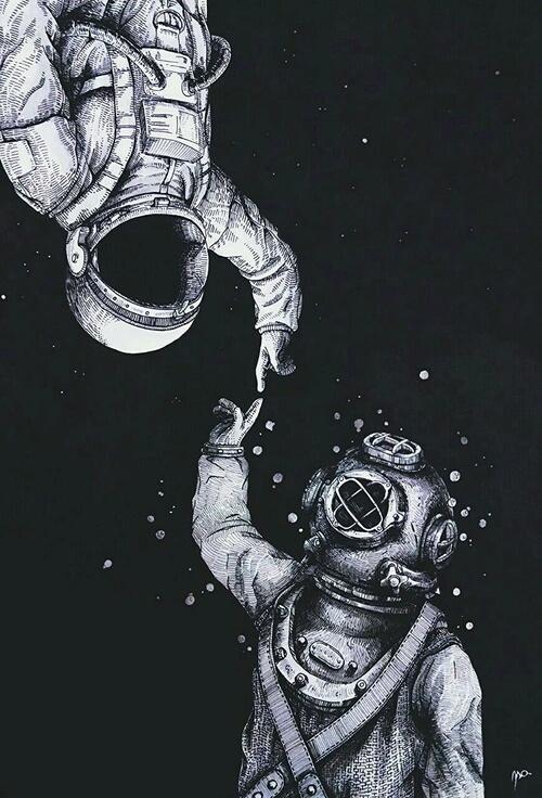 imagens Tumblr astronauta