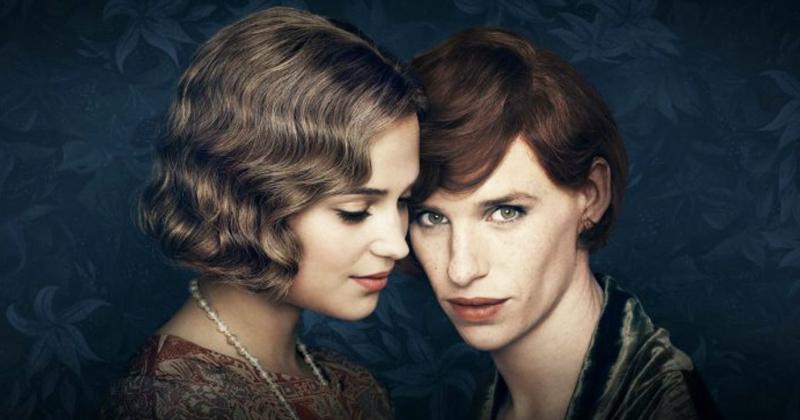 Filmes assistidos A Garota Dinamarquesa