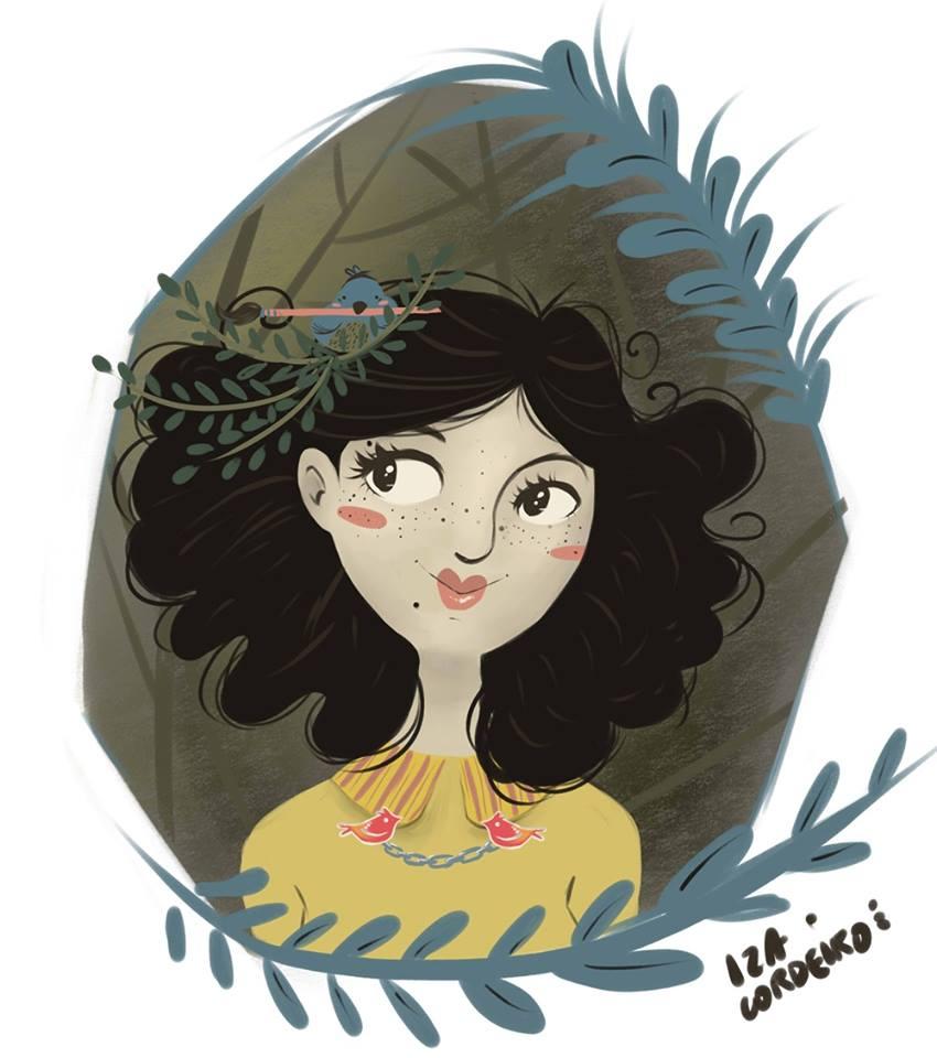 Iza Cordeiro ilustradora brasileira