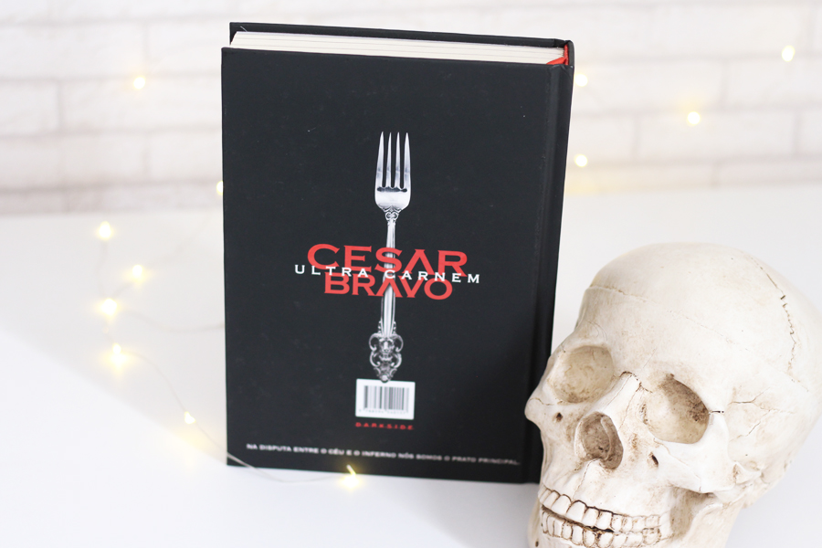 Literatura Brasileira Darkside Books Cesar Bravo