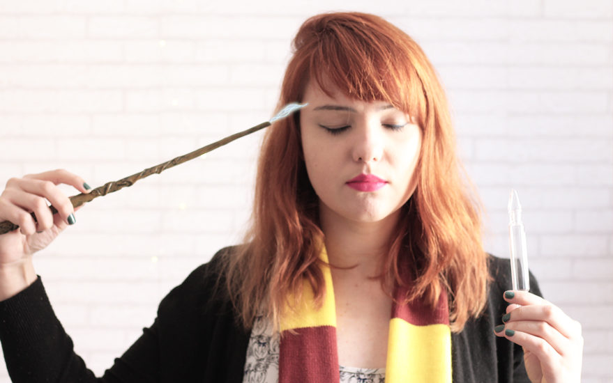 Fotos inspiradas em Harry Potter Potterhead