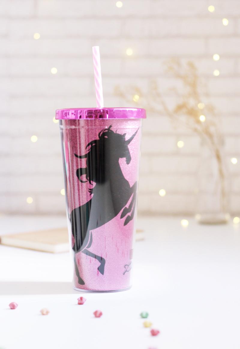 copo canudo unicornio zhou Animoso
