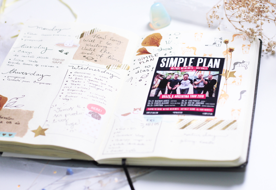 Bullet Journal tema outono bullet journal fall
