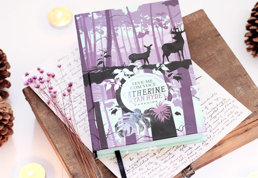 Resenha de livro Leve-me com você Darkside Books