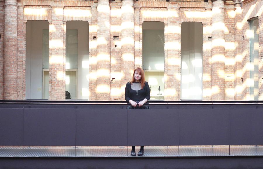 Visita a pinacoteca de são paulo