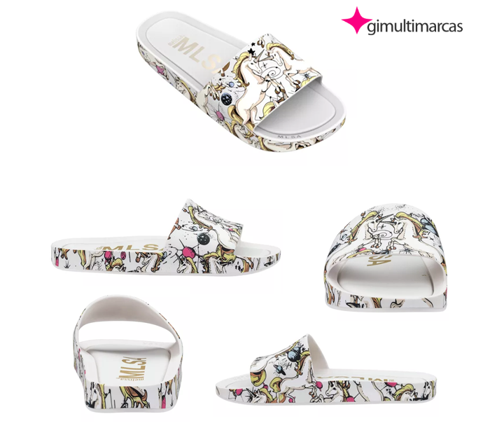 melissa beach slide gi multimarcas