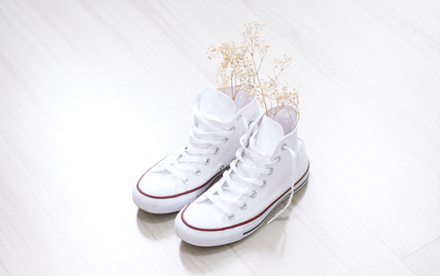 e4b356021bc All Star Branco Converse