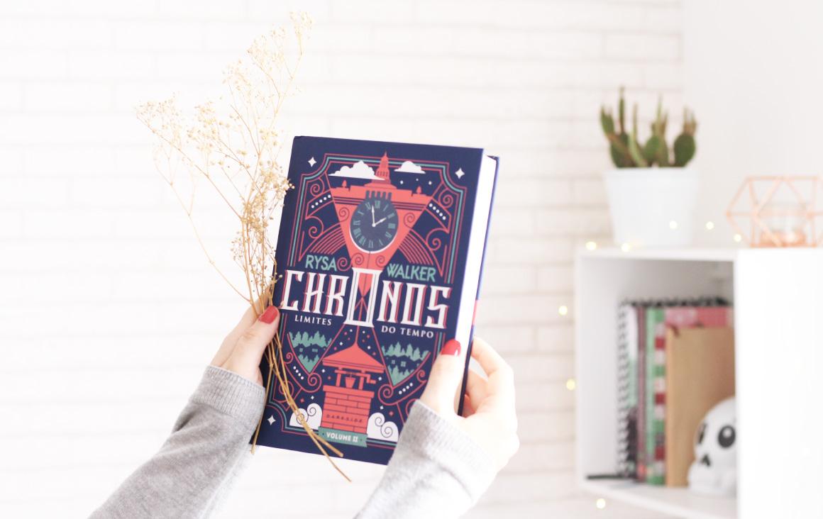 Chronos Darkside books