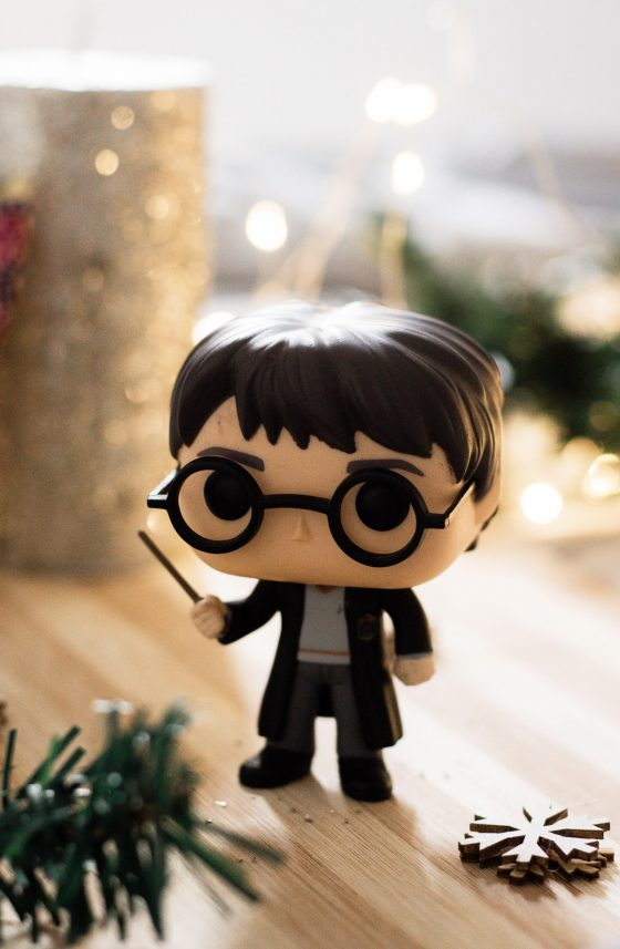 Fotos Funkos Harry Potter Natal